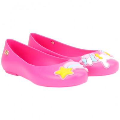 Sapatilha Infantil WorldColors Angel Kids - Pink