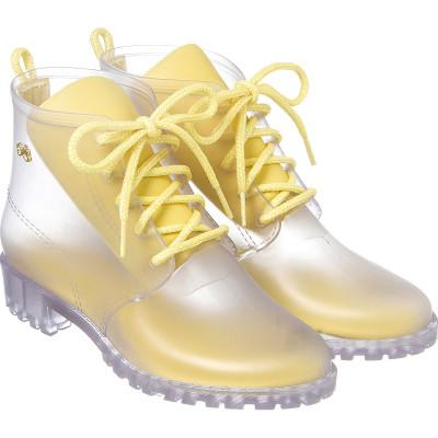 Coturno Infantil WorldColors Lali - Amarelo BB