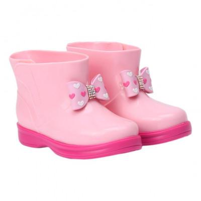 Galocha Infantil WorldColors Mia Baby - Rosa Bb/Pink