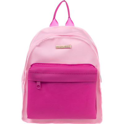 Mochila Infantil WorldColors Amora - Rosa BB/Pink