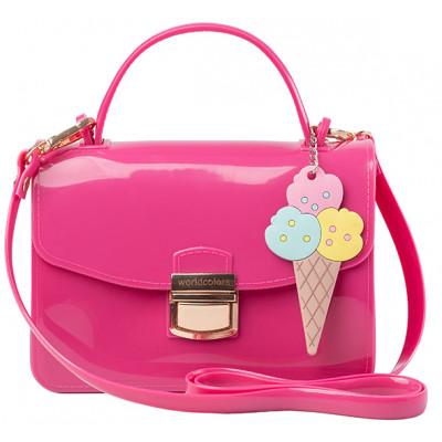 Bolsa Infantil WorldColors Amora - Pink