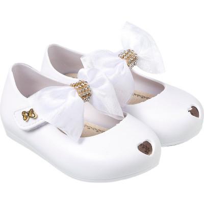 Sapatilha Infantil WorldColors Confeti Baby - Branco