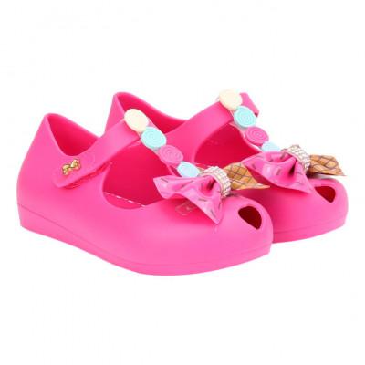 Sapatilha Infantil WorldColors Confeti Kids - Pink