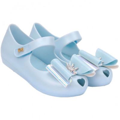 Sapatilha Infantil WorldColors Confeti Kids - Azul Perolado