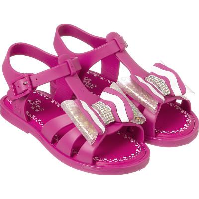 Sandália Infantil WorldColors Alice Kids - Pink