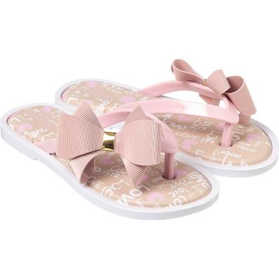 Chinelo Infantil WorldColors Sol Kids - Nude
