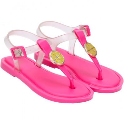 Sandália Infantil WorldColors Raio de Sol Kids - Pink