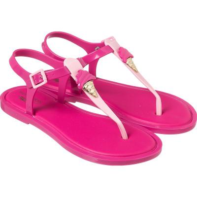 Sandália Infantil WorldColors Raio de Sol Teens - Pink