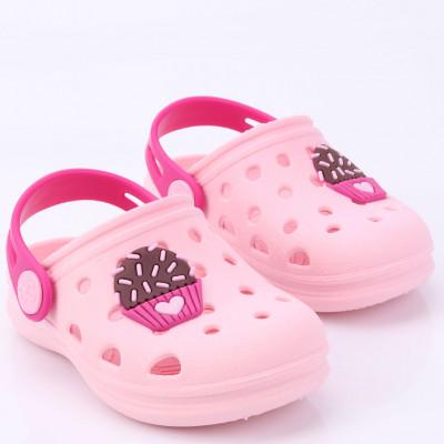 Babuche Infantil WorldColors Pop Baby- Rosa/Pink