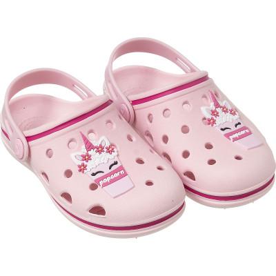 Babuche Infantil WorldColors Pop Mini – Rosa BB - 1