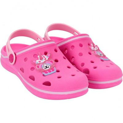 Babuche Infantil WorldColors Pop Kids - Pink/rosa