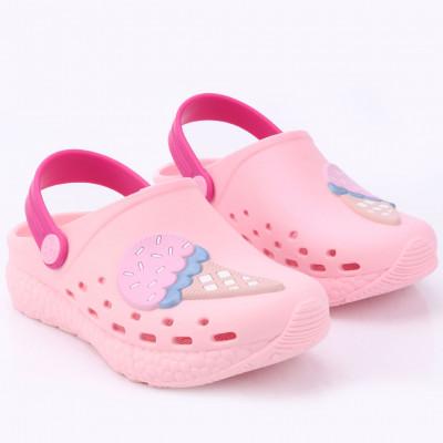 Babuche Infantil WorldColors Pop Sport Kids- Rosa Bb/pink