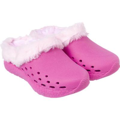 Babuche Infantil WorldColors Pop Sport Kids Pantufa- Pink