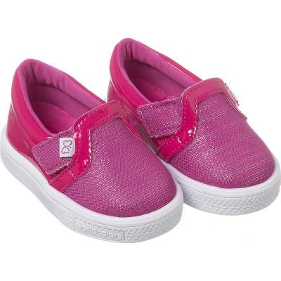 Tênis Infantil WorldColors Docinho Baby - Pink