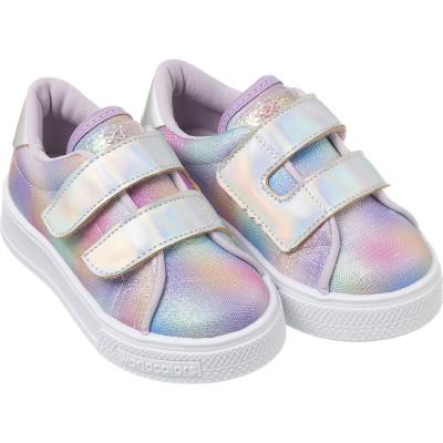Tênis Infantil WorldColors Duda Kids – Tie Dye