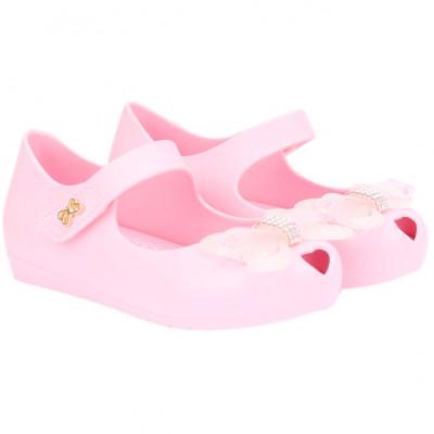 Sapatilha Infantil WorldColors Angel Baby - Rosa BB