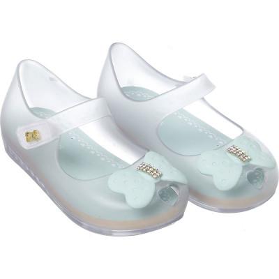 Sapatilha Infantil WorldColors Angel Baby - Transparente