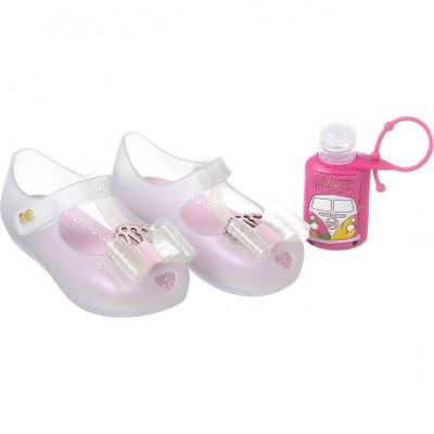 Sapatilha Infantil WorldColors Angel Baby - Furtacor Lilás
