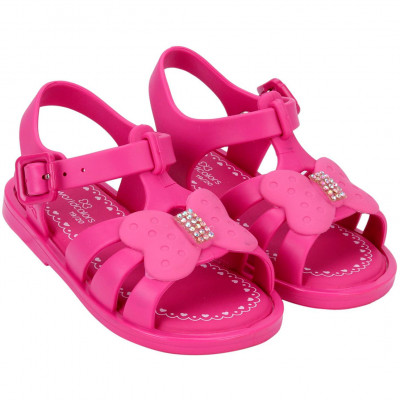 Sandália Infantil WorldColors Alice Baby - Pink