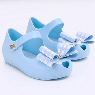 Sapatilha Infantil WorldColors Confeti Kids - Azul Acqua