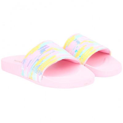 Slide Infantil WorldColors Luz Teens - Rosa BB/ColoridoSlide Infantil WorldColors Luz Teens - Rosa BB/Colorido