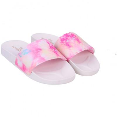 Slide Infantil WorldColors Luz Teens - Branco/multicolorida