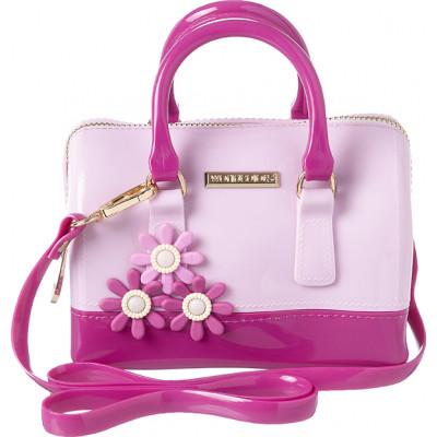 Bolsa Infantil WorldColors Amora - Rosa BB/Pink