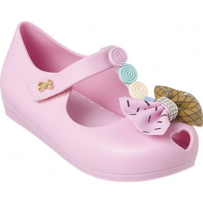 Sapatilha Infantil WorldColors Confeti Kids - Rosa BB,