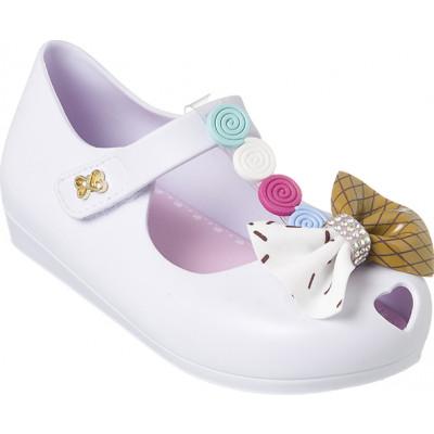 Sapatilha Infantil WorldColors Confeti Kids - Branco