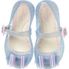 Sapatilha Infantil WorldColors Gloss - Azul Frozen