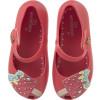 Sapatilha Infantil WorldColors Confeti Kids -Coral