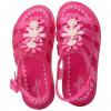 Sandália Infantil WorldColors Drops Kids - Pink Translucido
