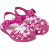 Sandália Infantil WorldColors Lilly Baby - Pink
