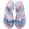 Sandália Infantil WorldColors Dreams Kids - Azul Perolado
