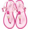 Sandália Infantil WorldColors Raio de Sol Kids - Rosa BB/Pink
