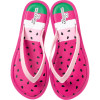 Chinelo Infantil WorldColors Sol Teens - Pink/Rosa BB