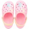 Babuche Infantil WorldColors Pop Baby - Rosa BB/Amarelo