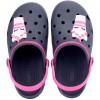 Babuche Infantil WorldColors Pop Baby - Marinho/Pink