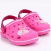 Babuche Infantil WorldColors Pop Baby - Pink/pink Gliter