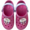 Babuche Infantil WorldColors Pop Baby - Pink/Azul Céu