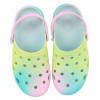 Babuche Infantil WorldColors Pop Baby - Verde Cha/multicolor