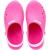 Babuche Infantil WorldColors Pop Sport Kids - Pink/Branco