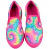 Tênis Infantil WorldColors Dance Teens - Pink/Tie Dye