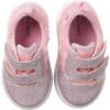 Tênis Infantil WorldColors Docinho Baby - Rosa Jeans