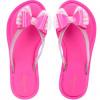 Chinelo Infantil WorldColors Summer Kids - Pink/Transparente