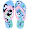 Chinelo Infantil WorldColors Summer Kids - Azul Céu
