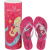 Chinelo Infantil WorldColors Summer Kids - Pink