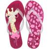 Chinelo Infantil WorldColors Summer Kids - Gliter Pink