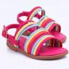 Sandália Infantil WorldColors Sweet Kids - Pink