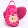Sandália Infantil WorldColors Lilly Baby - Pink Translucido/Pink